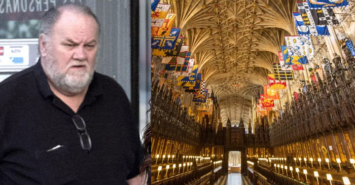 Meghan Markle's Dad Accuses In-Laws Of Showboating With Such A Flash Wedding Venue