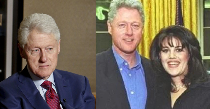 Bill Clinton Exempt From #MeToo Because He's A Nice Guy Once You Get To Know Him