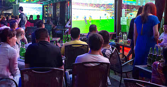 Nation's Ethnic Restaurants Excitedly Prepare To Violate RSAs With 3 am World Cup Matches