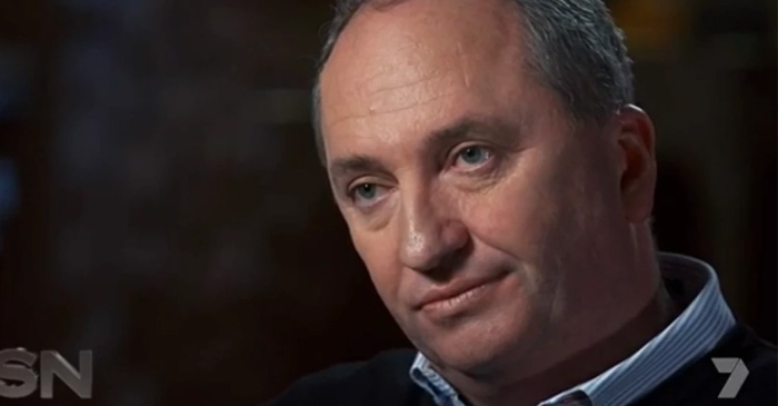 Barnaby's Tell-All Interview About Rooting An Employee Somehow Fails To Repair His Career