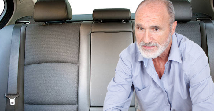 """Wait, So This Is Already Paid For?"" Asks Dad Still Struggling With The Concept Of Uber"