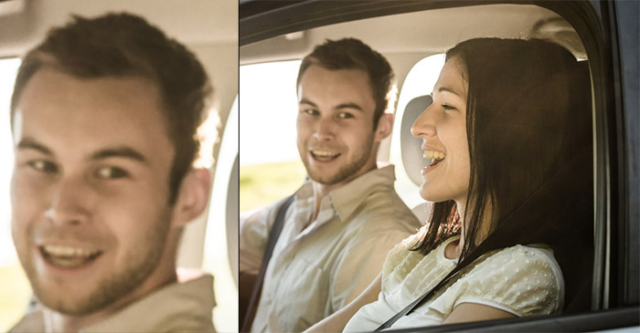 4-Hour Drive Confirms New Girlfriend Is Not Quite On Beyonce's Level Yet