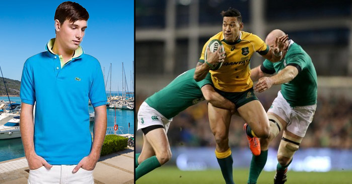 Wallabies Fan Still Dirty At Team For Winning And Ruining His Multi