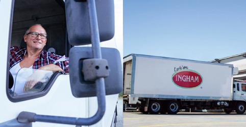 Ingham's Truckie Ponders 3rd Zinger Of The Week