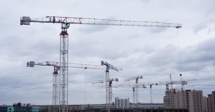 Perth Throws Up A Few Cranes To Look Busy — The Betoota Advocate