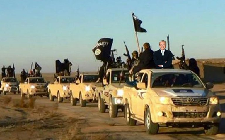 Kevin Rudd Met With ISIS On Several Occassions And Gave Them Money, Reports Murdoch Newspapers — The Betoota Advocate